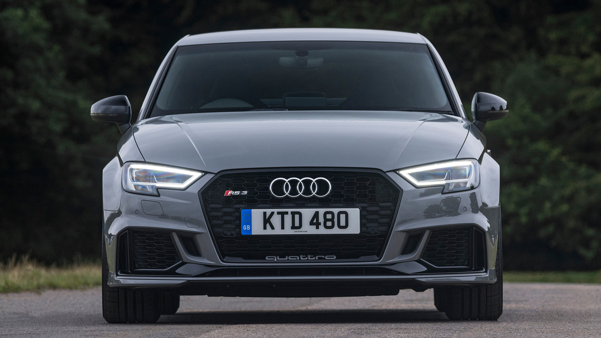 Grey Audi Rs3 Used Cars For Sale On Auto Trader Uk