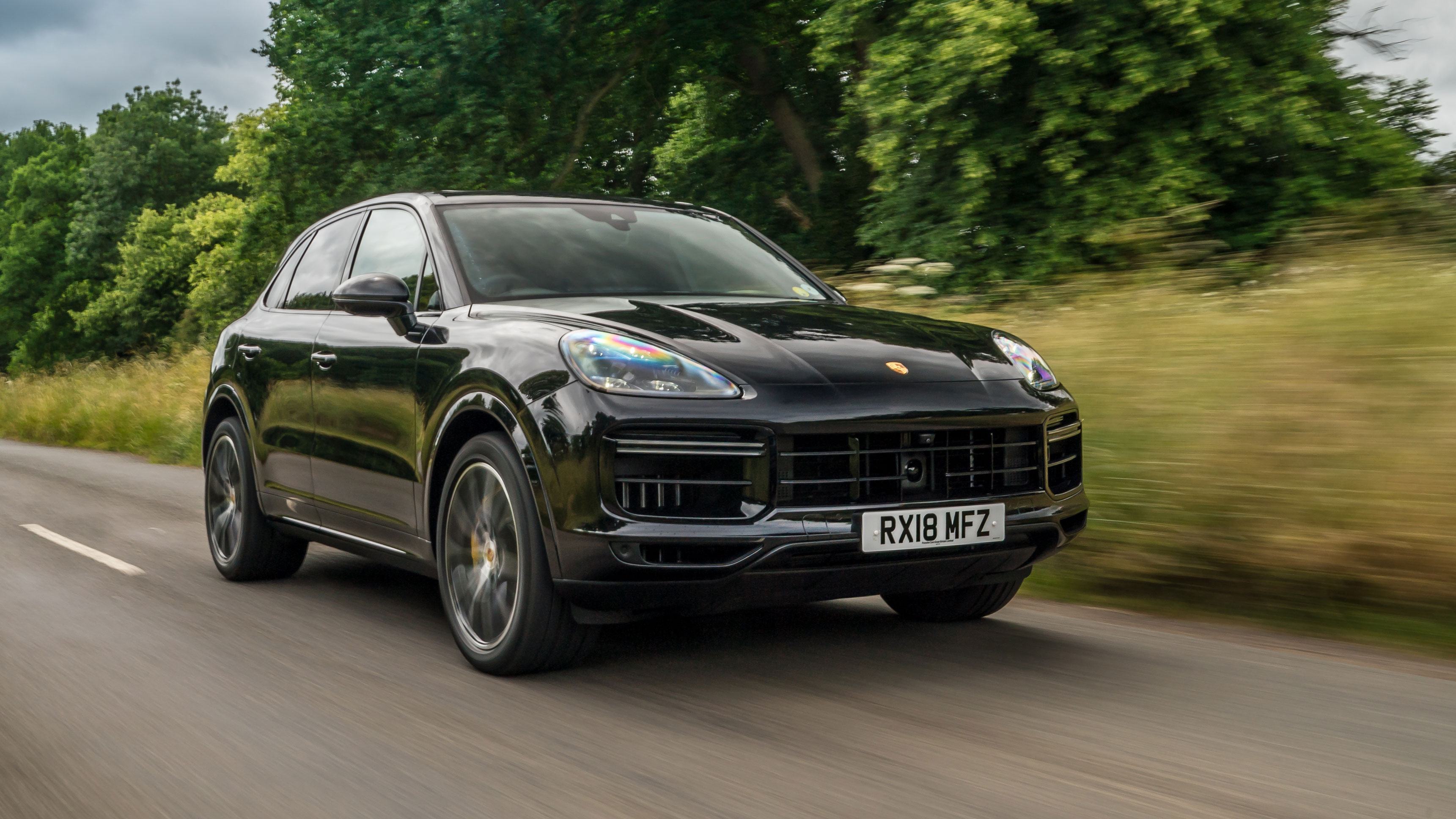 New Used Porsche Cayenne Suv For Sale Auto Trader