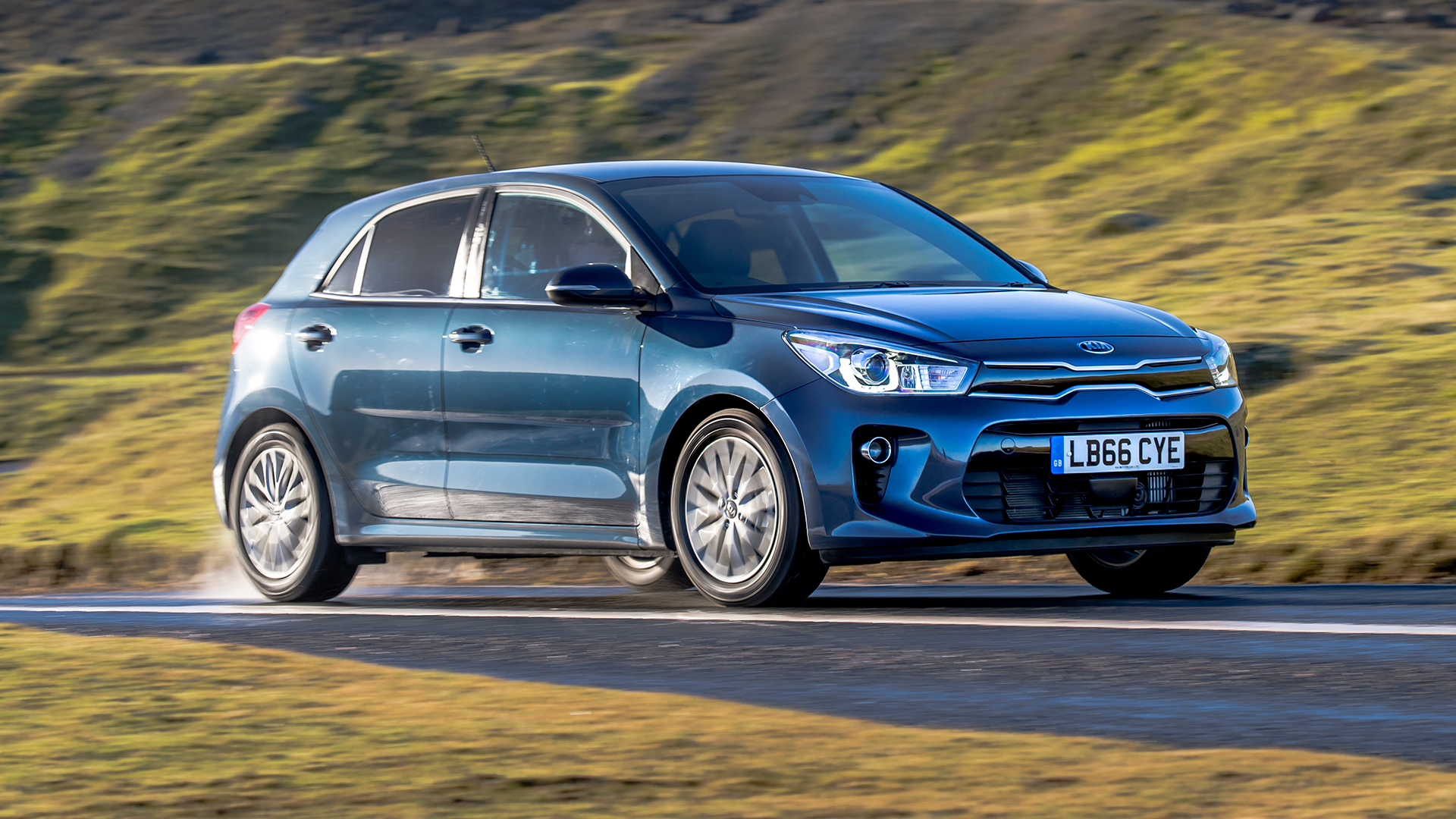 Used Class A Motorhomes >> Kia Rio hatchback (2017 - ) review   Auto Trader UK