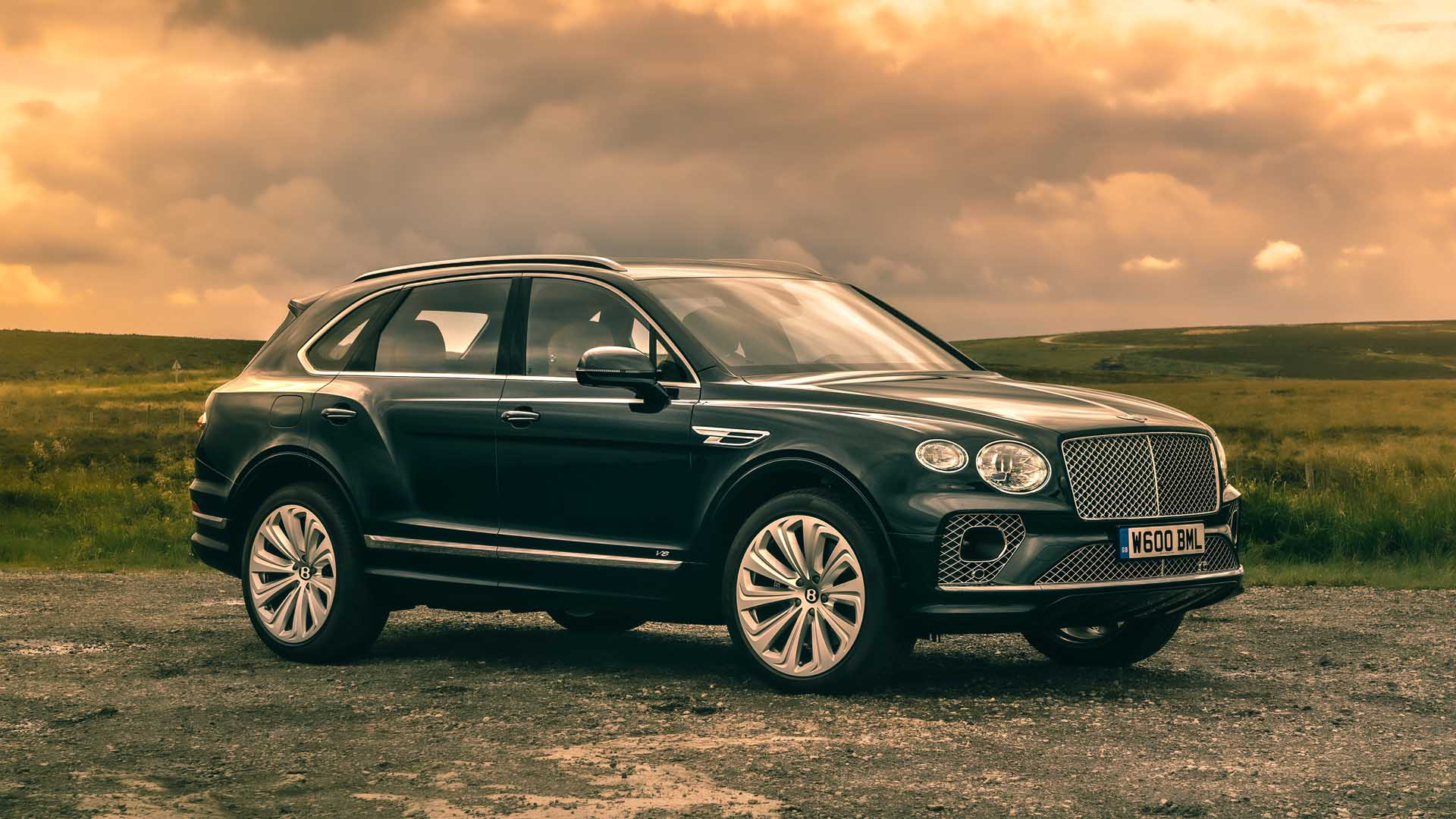 New Used Bentley Bentayga Cars For Sale Autotrader
