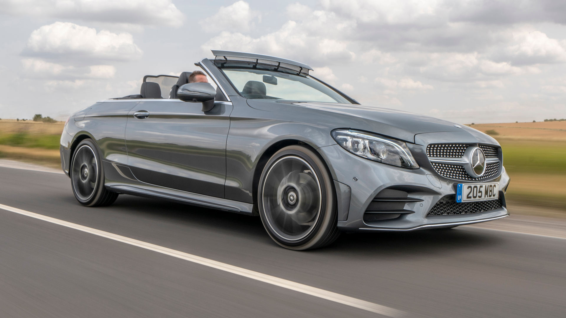 Mercedes Benz C Class Convertible 2018 Review Auto Trader Uk