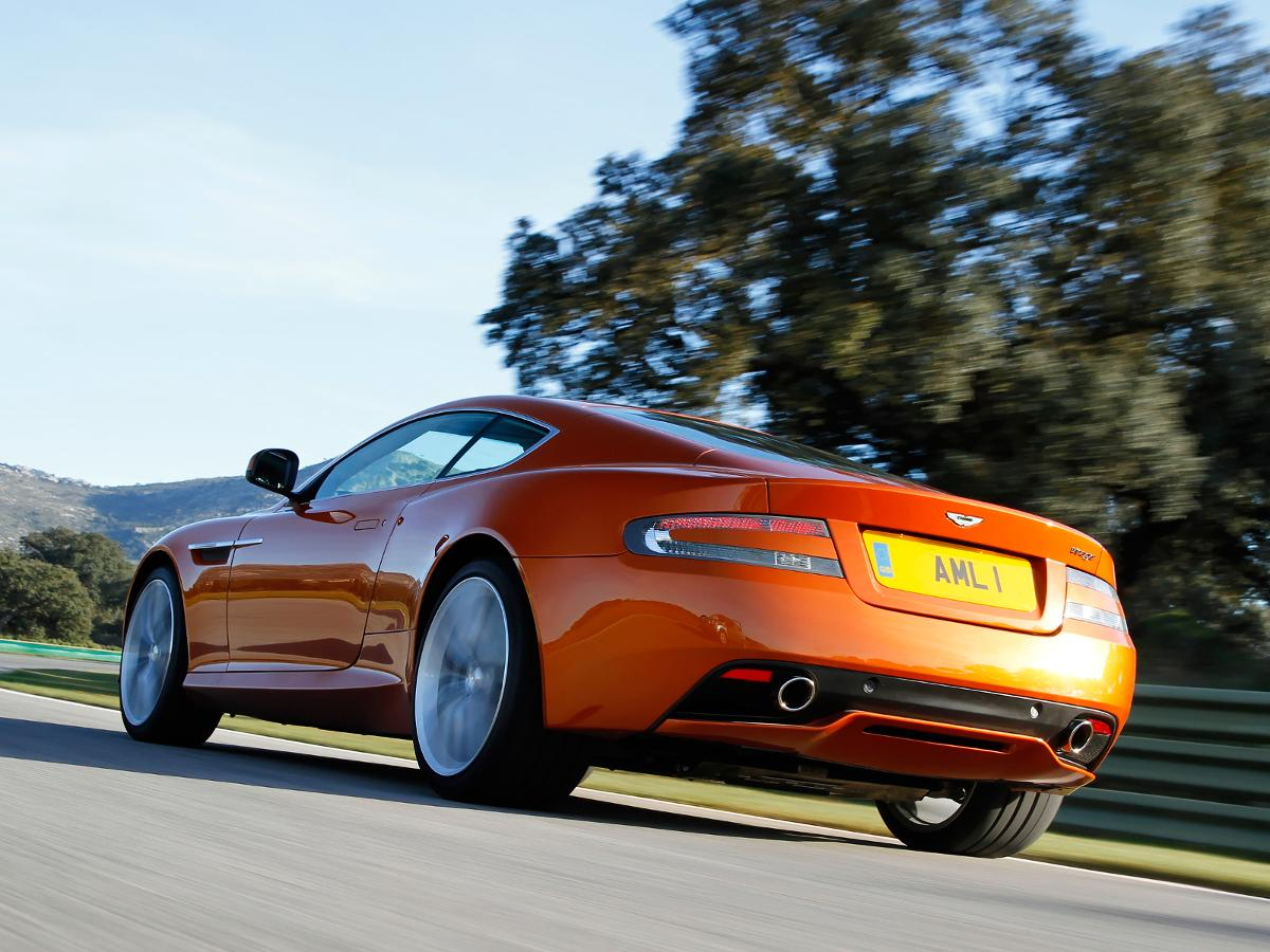 New Used Aston Martin Virage Cars For Sale Autotrader