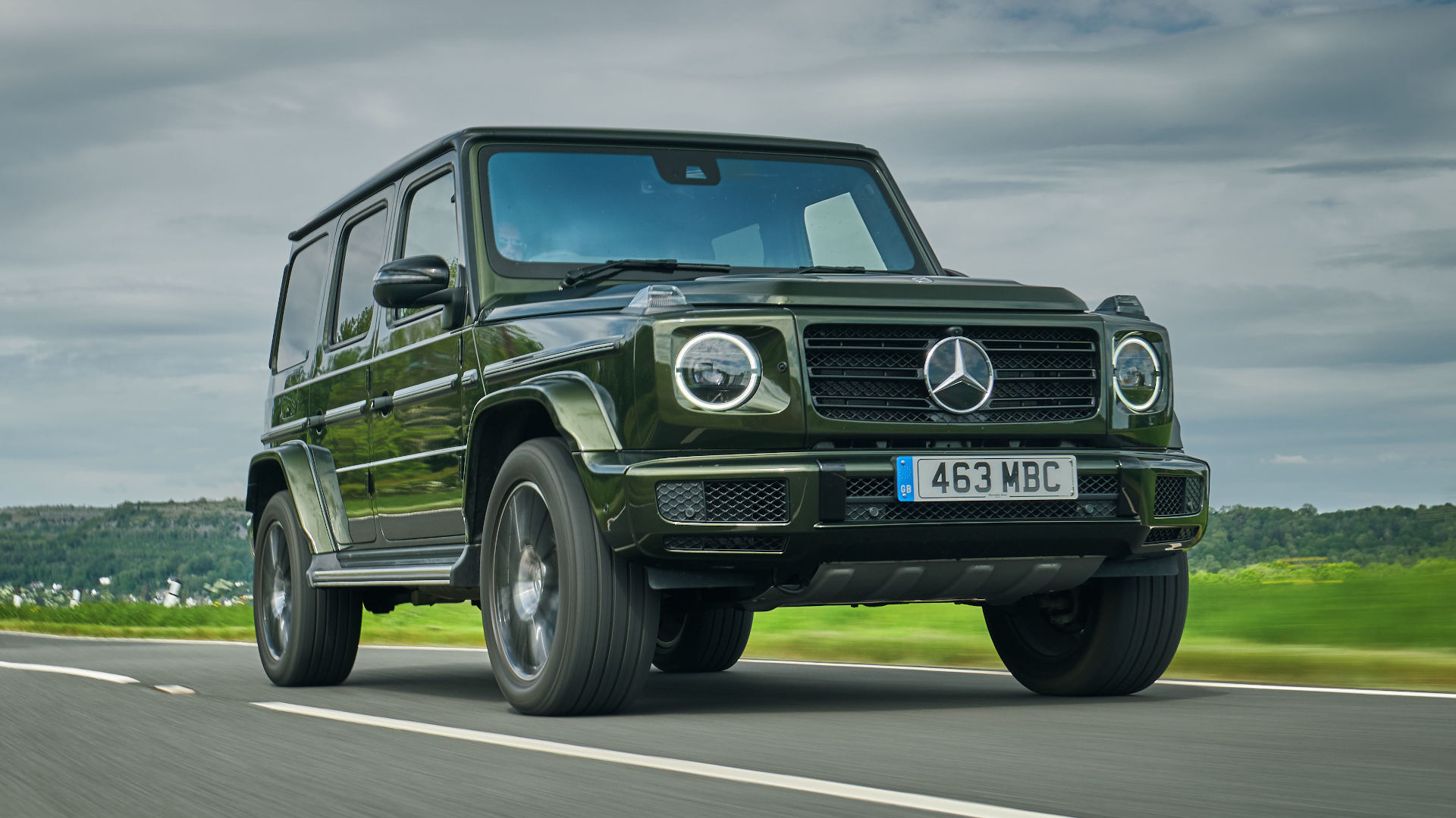 Blue Mercedes Benz G Class Used Cars For Sale Autotrader Uk