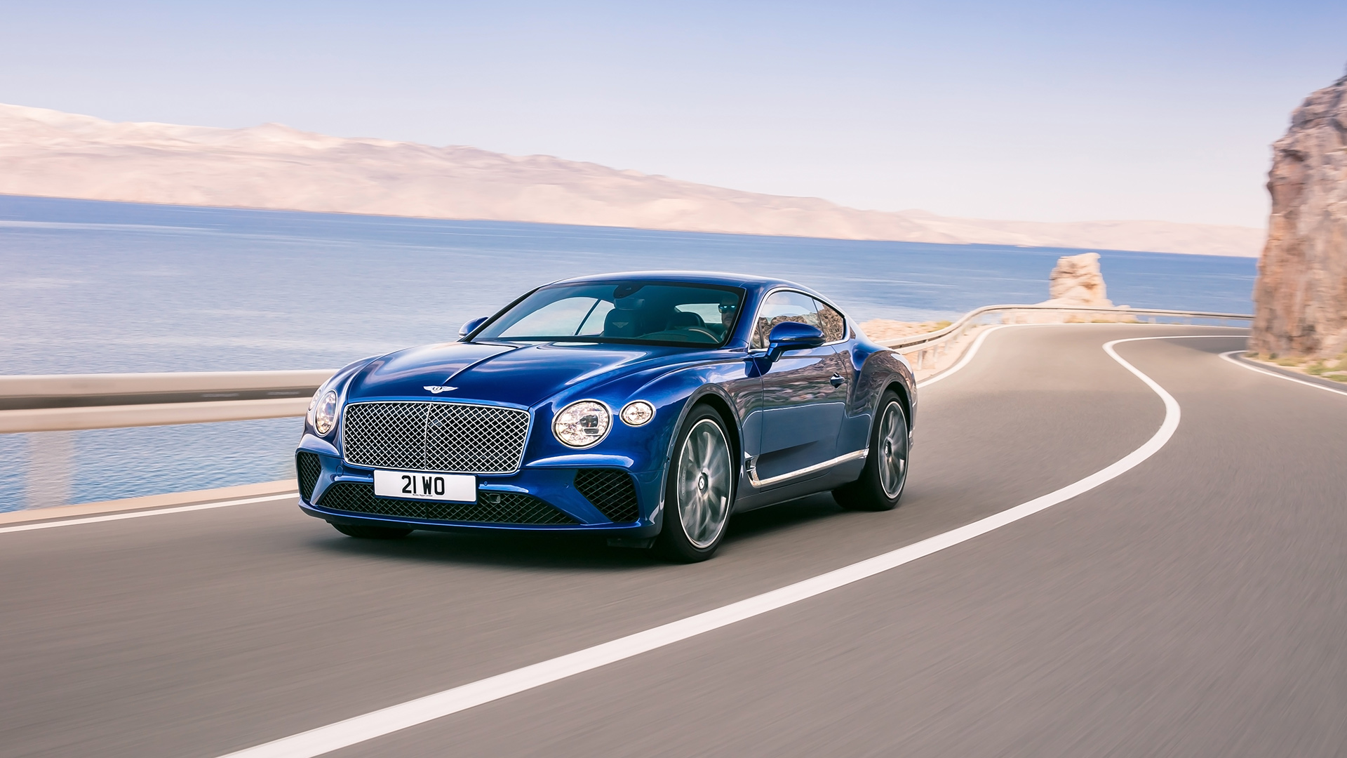Bentley Continental Gt Coupe 2018 Review Auto Trader Uk