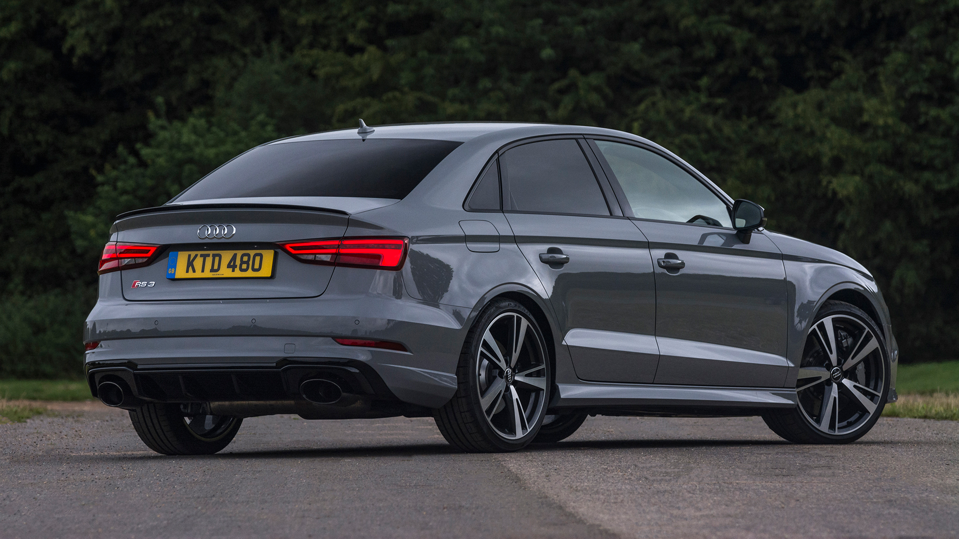 Audi Rs 3 Saloon 2017 Review Auto Trader Uk
