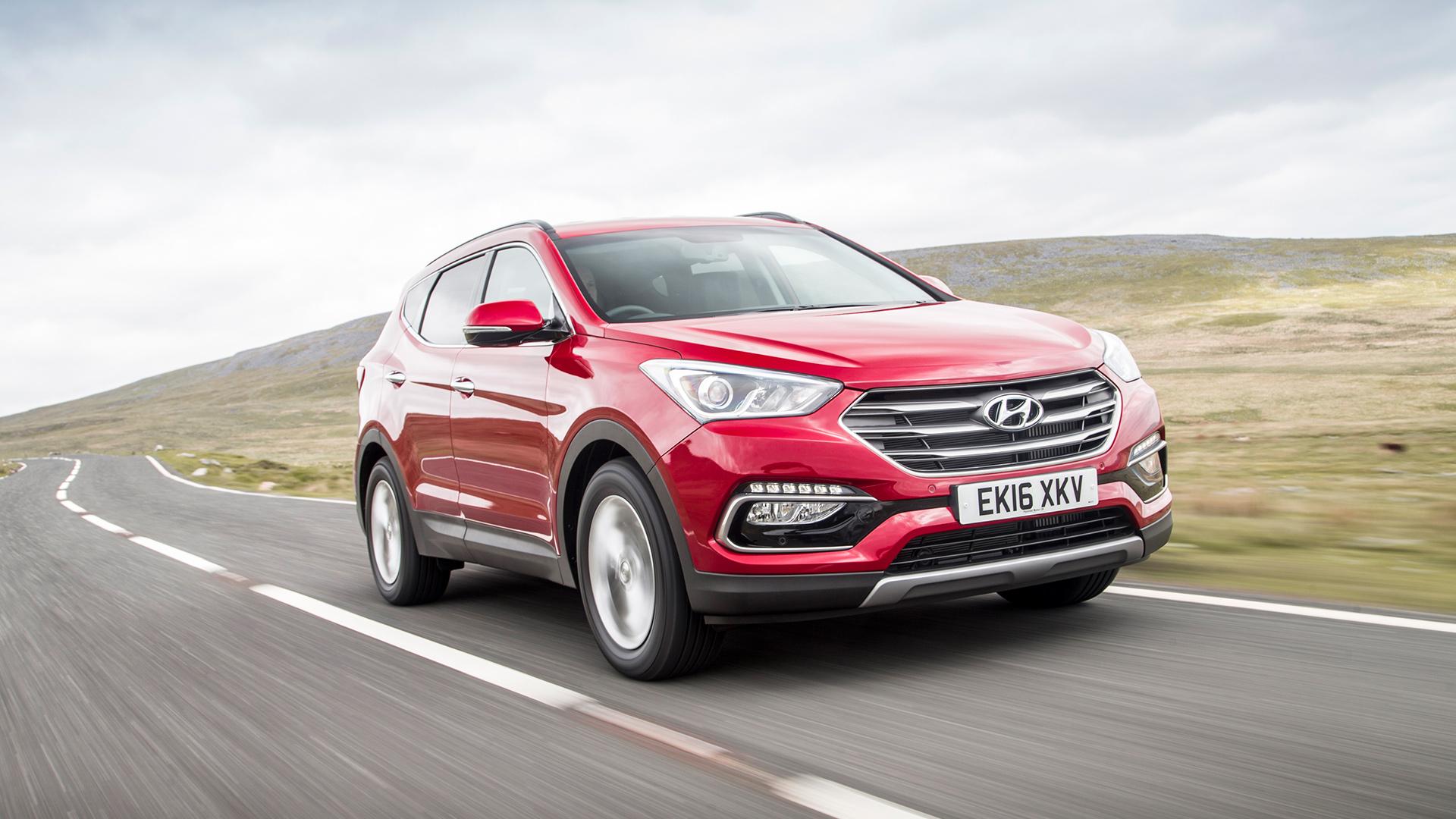Hyundai Santa Fe Suv 2015 Review Auto Trader Uk