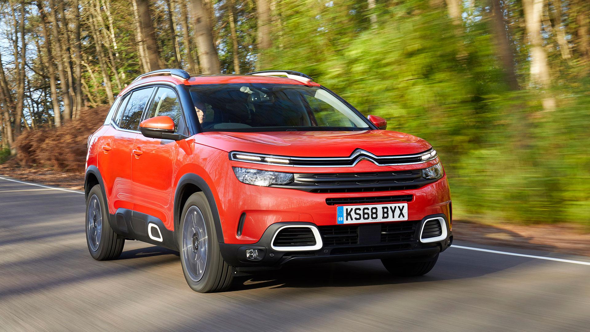 Auto Trade In Value >> Citroen C5 Aircross SUV (2018 - ) review | Auto Trader UK