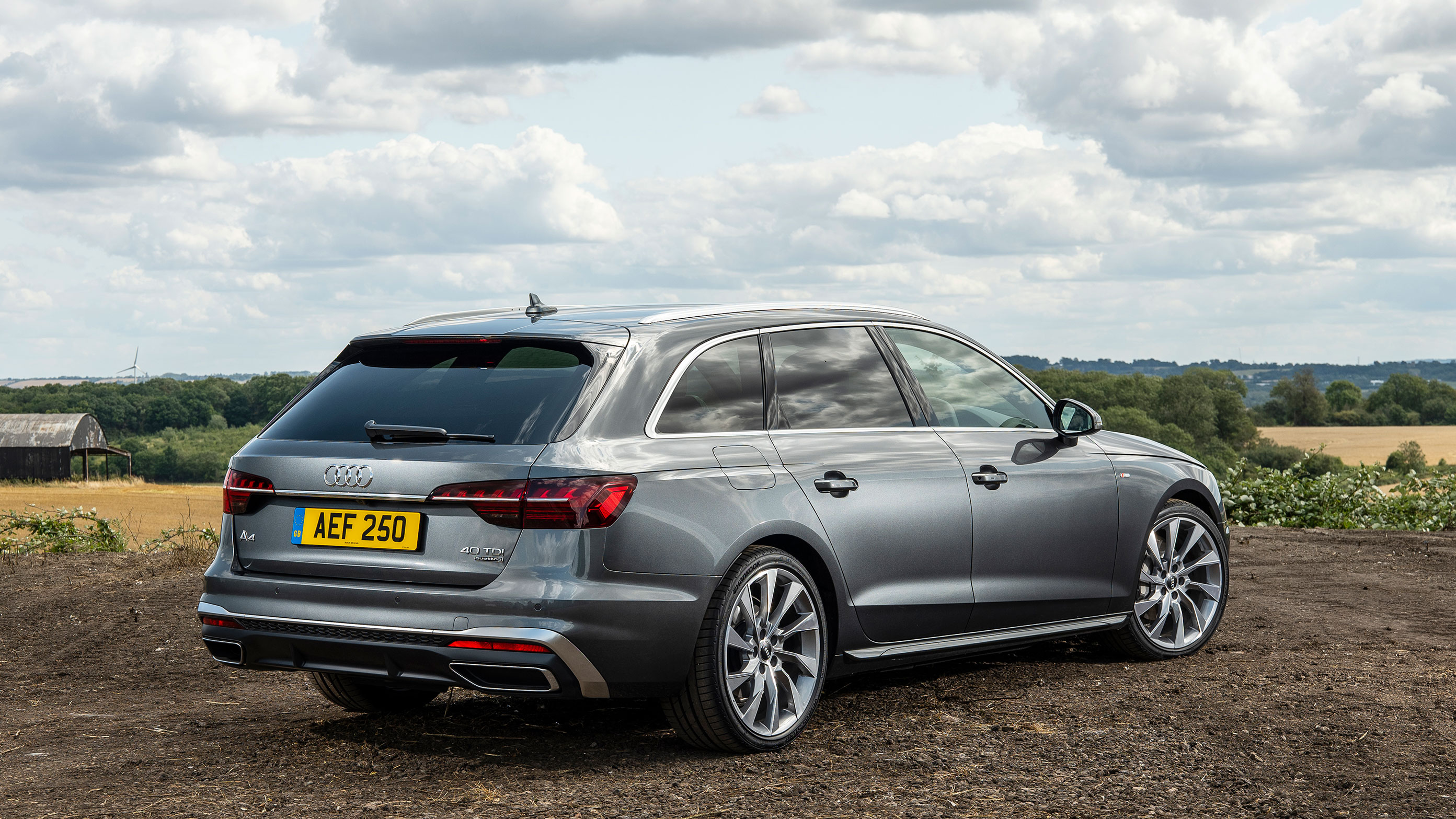 Audi A4 Avant Estate 2019 Review Auto Trader Uk