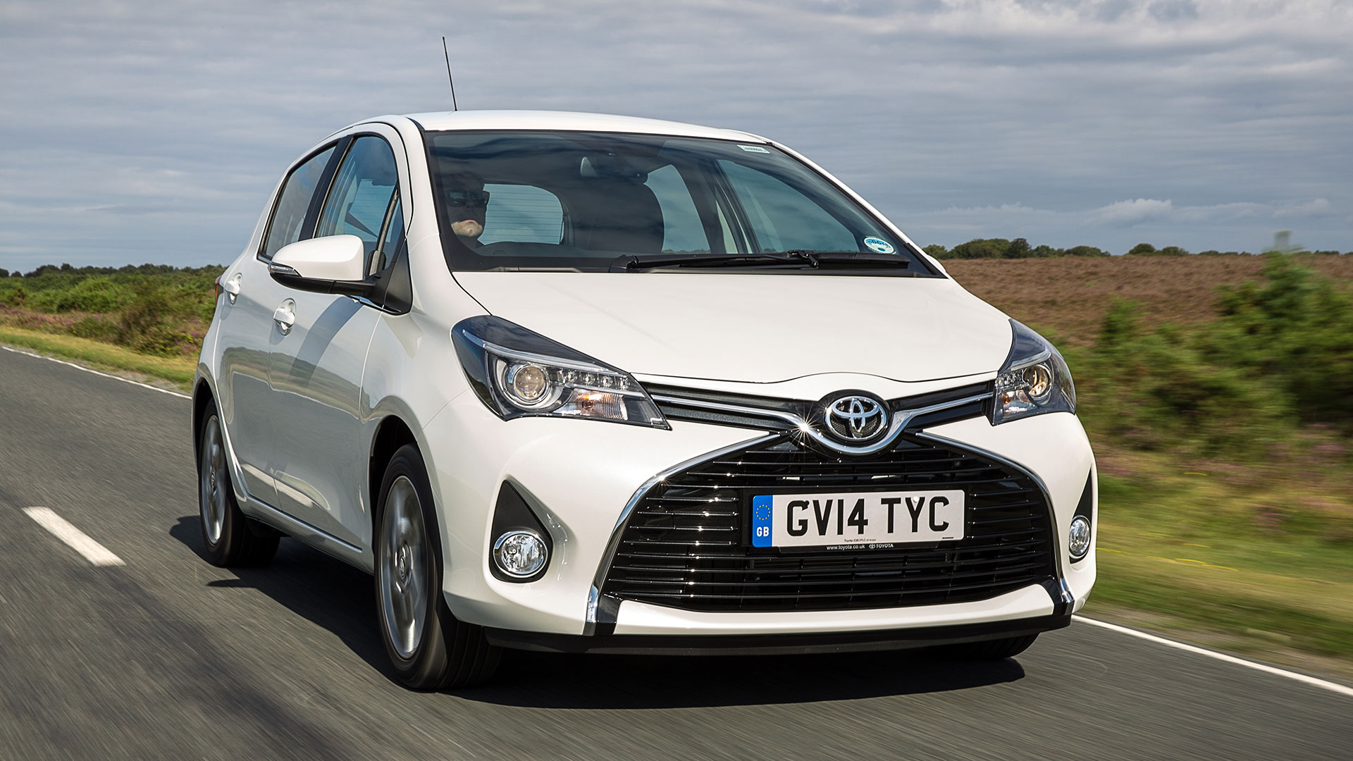 Toyota Yaris For Sale >> New Used Toyota Yaris Cars For Sale Auto Trader