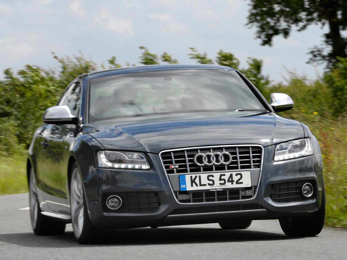 audi s5 coupe 2007 expert review auto trader uk. Black Bedroom Furniture Sets. Home Design Ideas