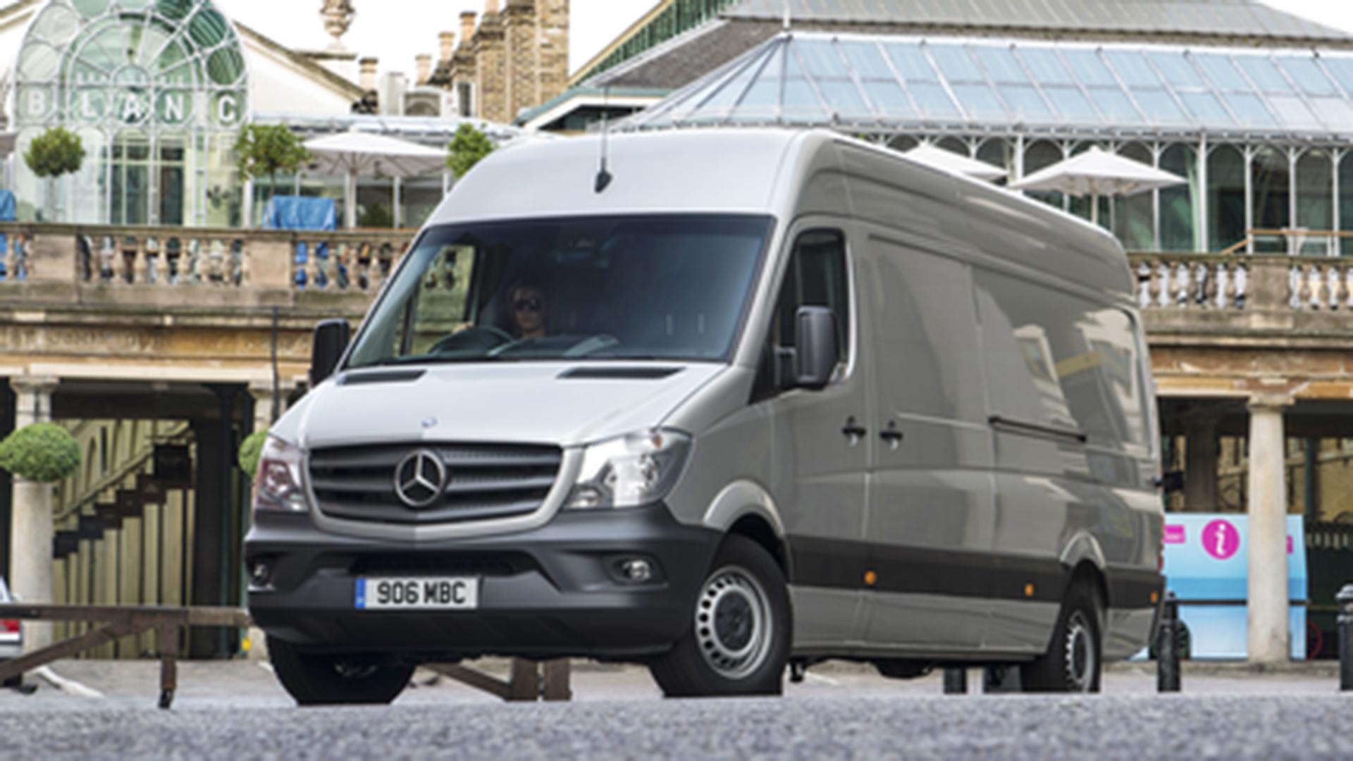 Used Mercedes Benz Sprinter Vans For Sale Auto Trader Vans