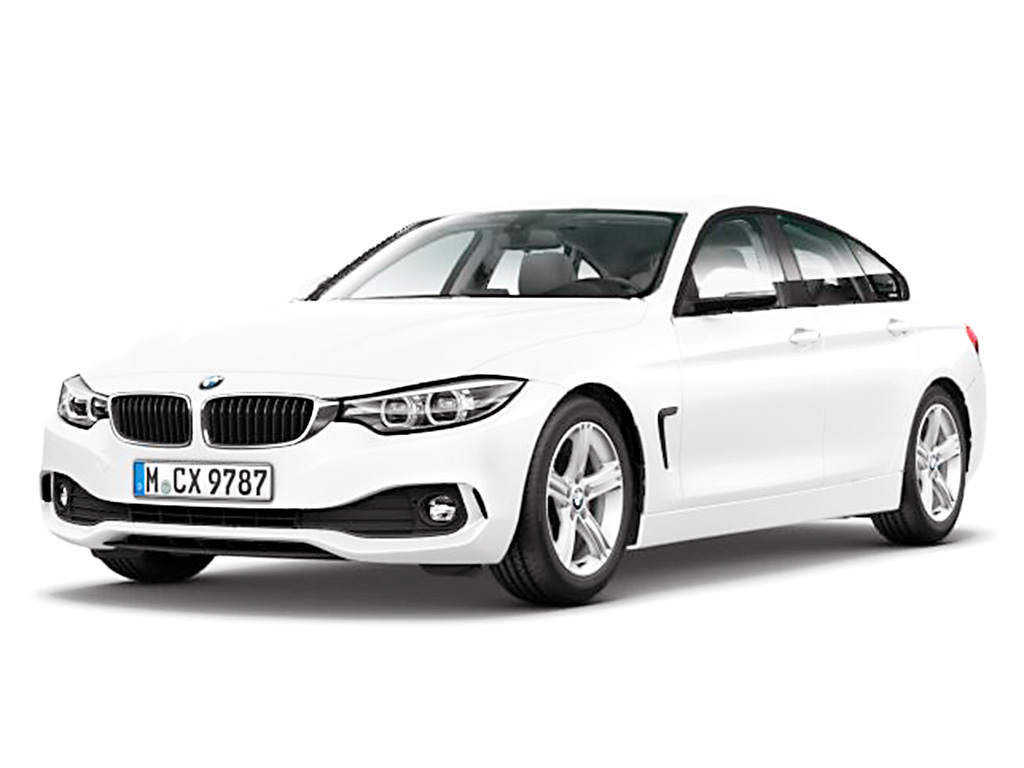 White Bmw 4 Series Gran Coupe Used Cars For Sale Autotrader Uk