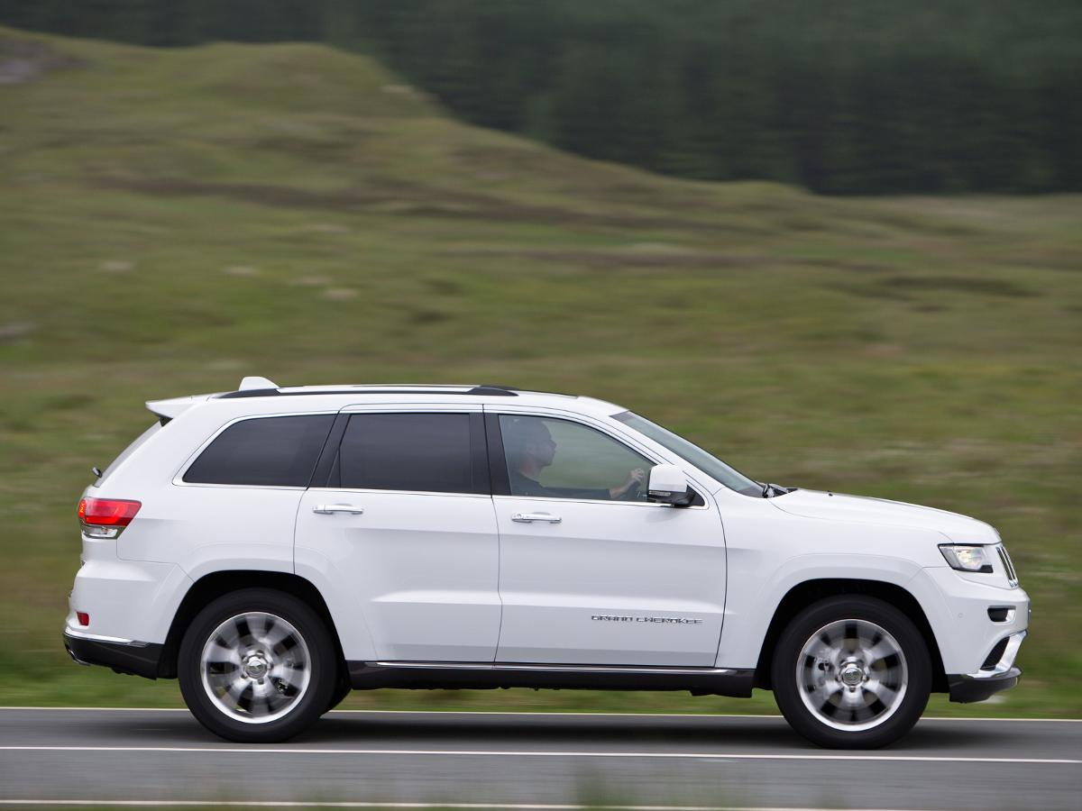 Jeep Grand Cherokee Trackhawk used cars for sale on Auto