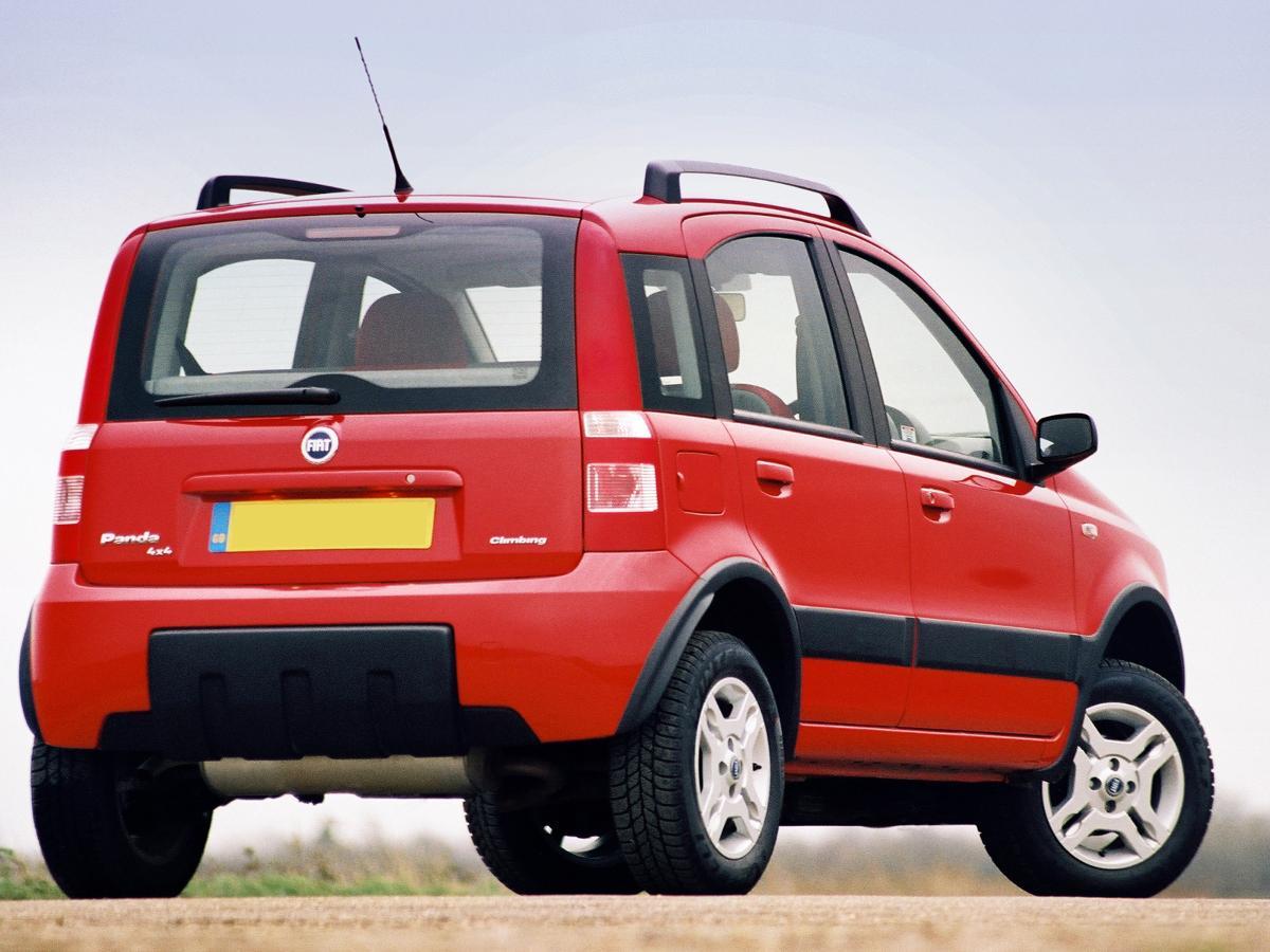 Fiat Panda Hatchback (2003 - 2009) MK1 review | Auto Trader UK