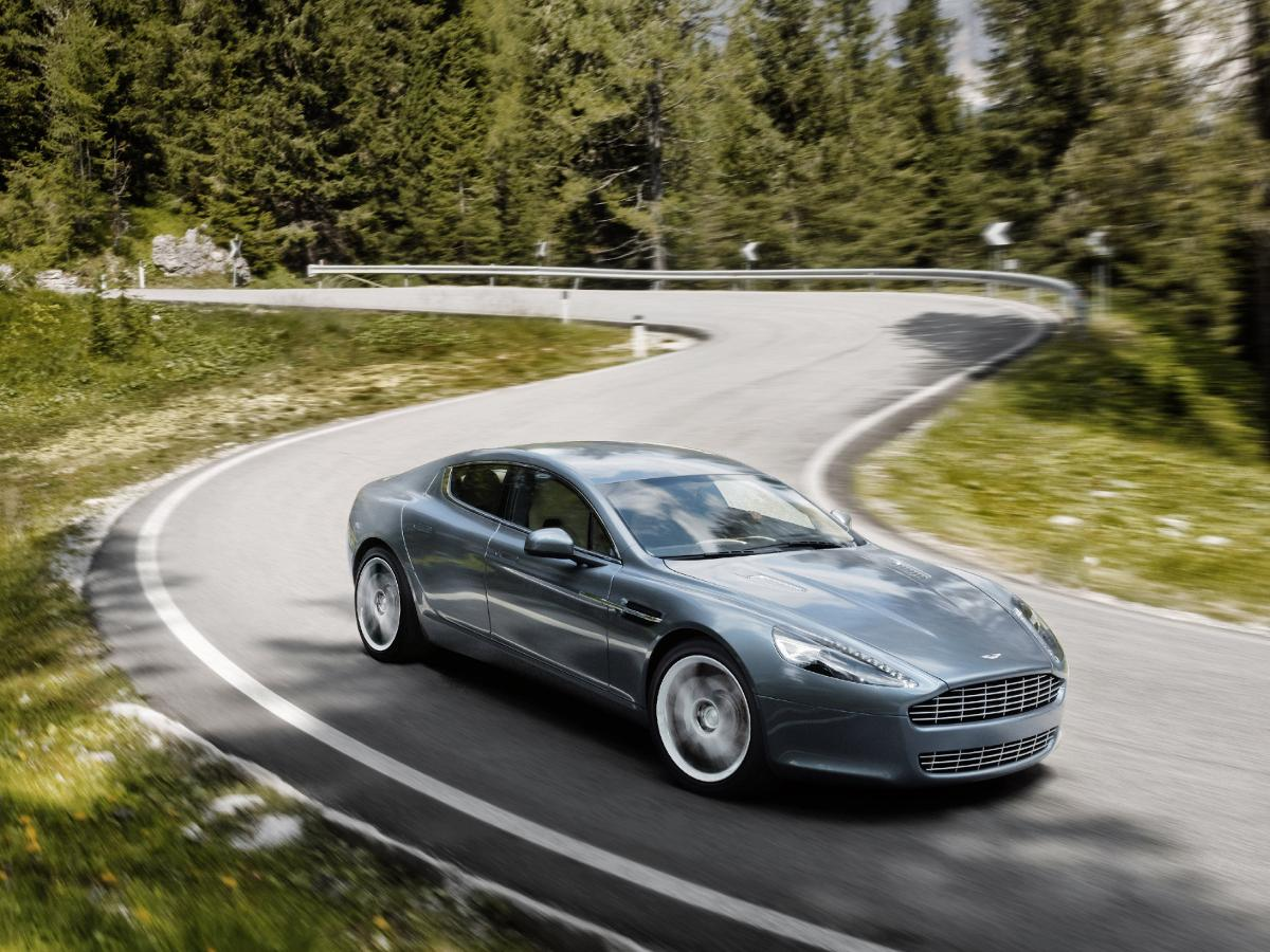 New Used Aston Martin Rapide Cars For Sale Autotrader