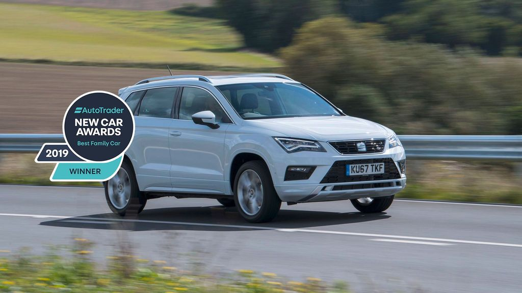 Autotrader Used Cars >> Seat Ateca Fr Used Cars For Sale On Auto Trader Uk