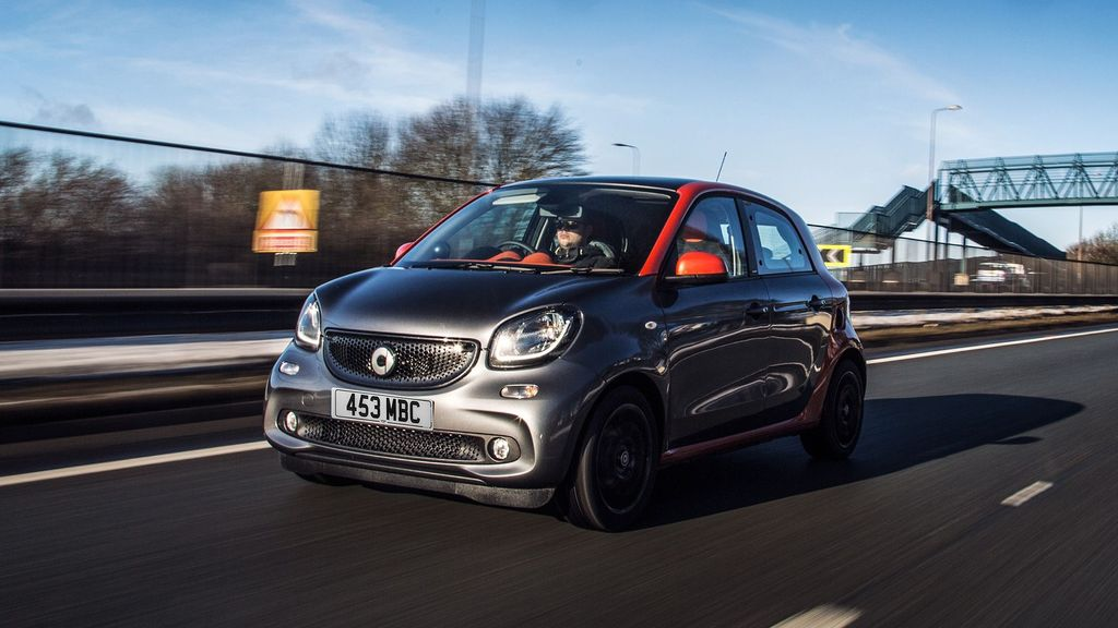 Automatic Smart Used Cars For Sale On Auto Trader Uk