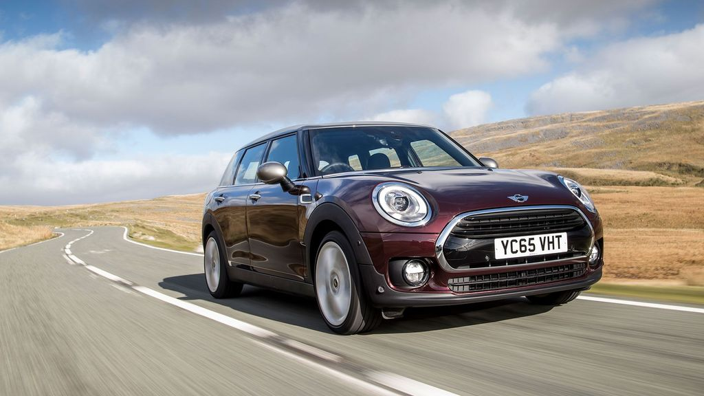 New Used Mini Clubman Cars For Sale Auto Trader