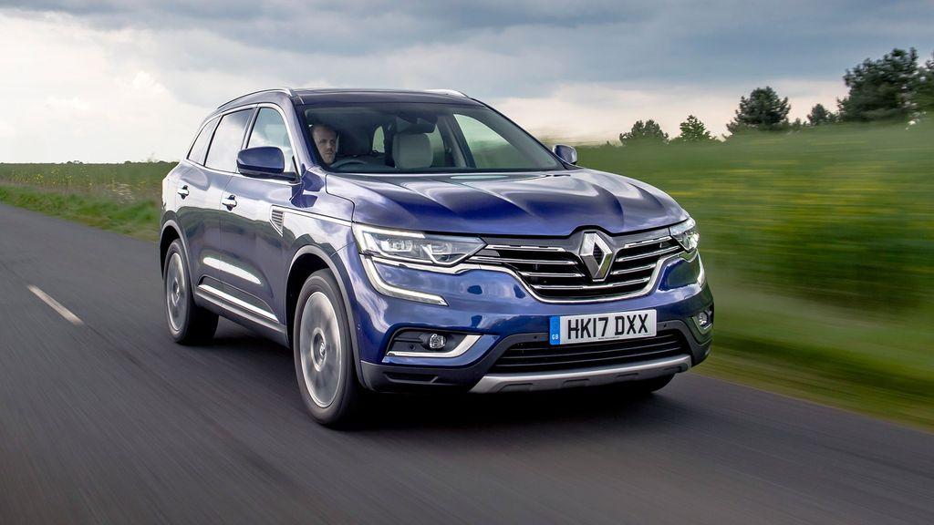 New Used Renault Koleos Cars For Sale Autotrader