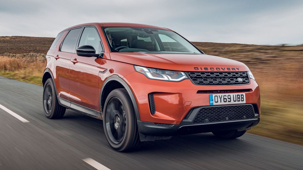 New Used Land Rover Discovery Sport Cars For Sale Autotrader