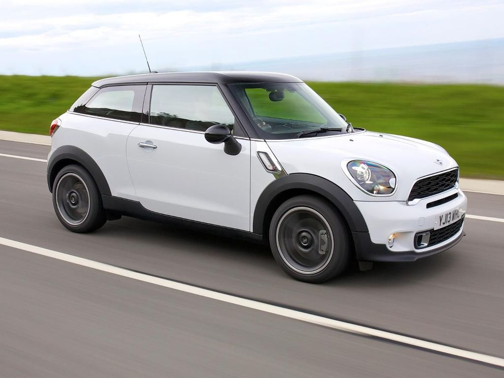 Mini Paceman Cooper Sd Used Cars For Sale On Auto Trader Uk