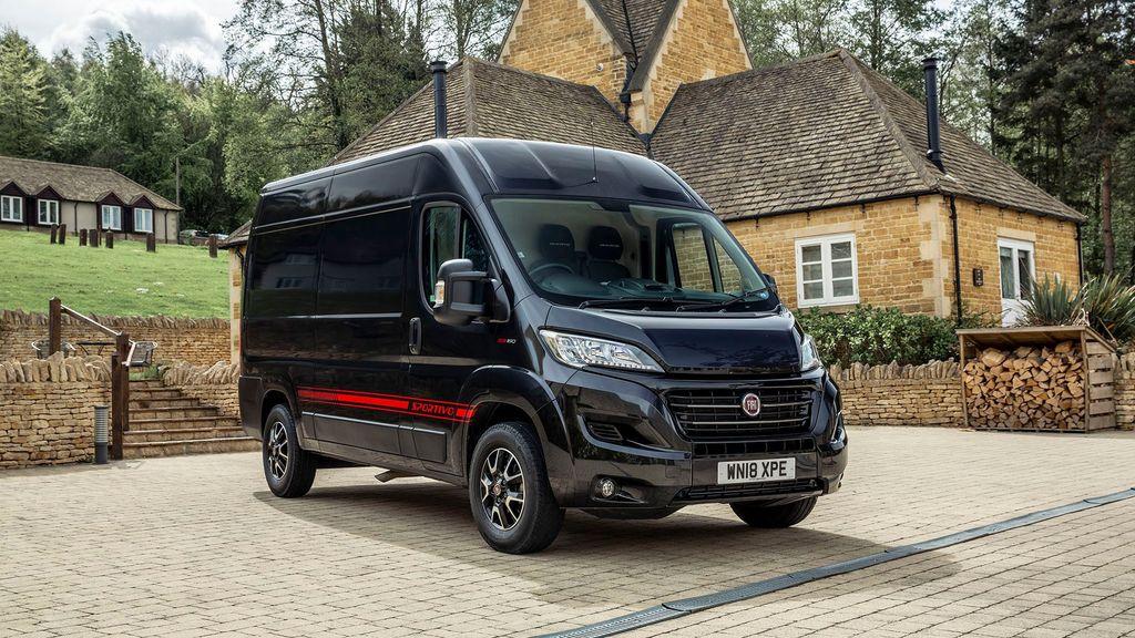 Used Fiat Ducato Vans For Sale Autotrader Vans