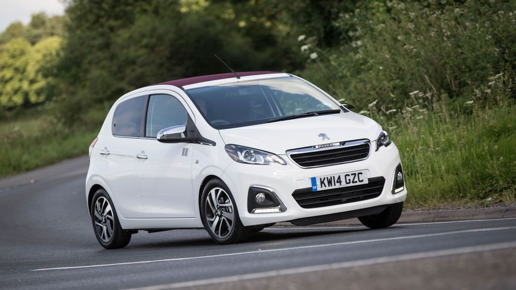 New Used Peugeot 108 Cars For Sale Auto Trader