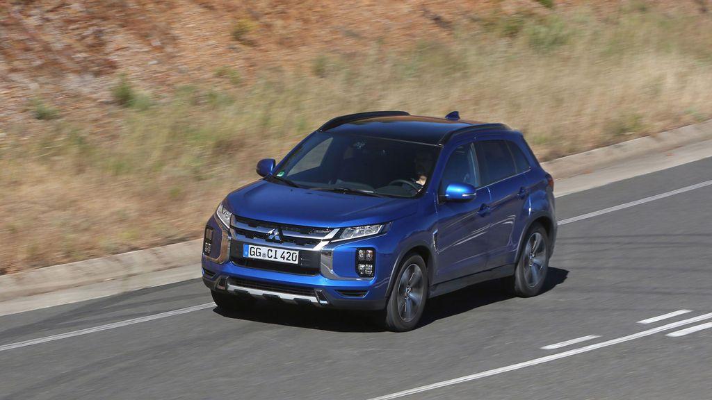 Mitsubishi Suv Used Cars For Sale On Auto Trader Uk