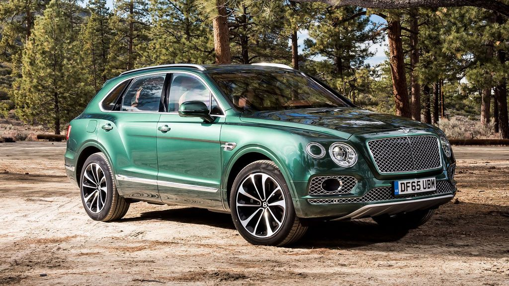 Bentley Bentayga For Sale >> New Used Bentley Bentayga Cars For Sale Auto Trader