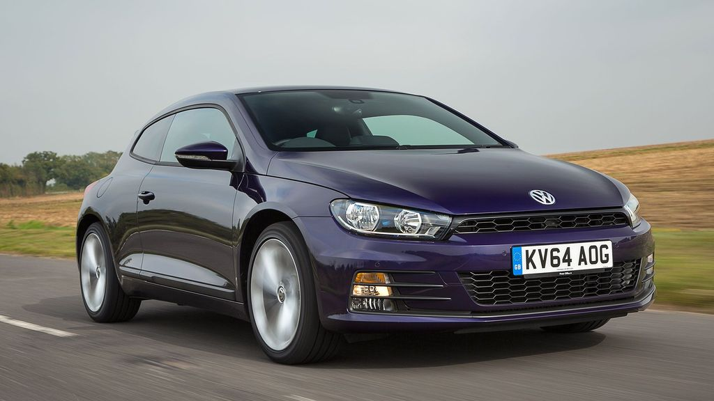 White Volkswagen Scirocco Used Cars For Sale On Auto Trader Uk