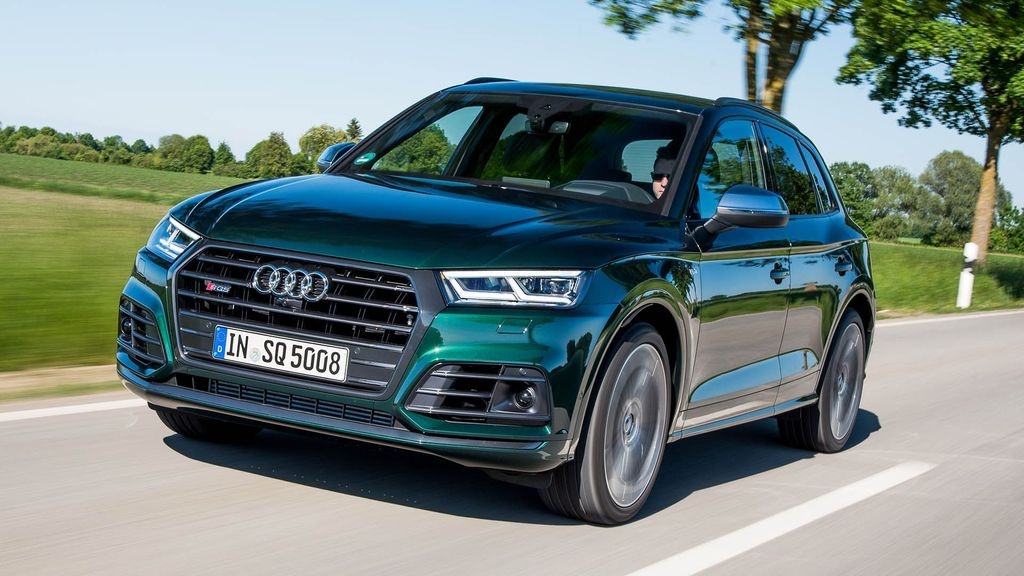 New Used Audi Sq5 Cars For Sale Auto Trader