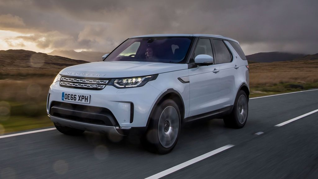 Discovery Land Rover >> New Used Land Rover Discovery Cars For Sale Auto Trader