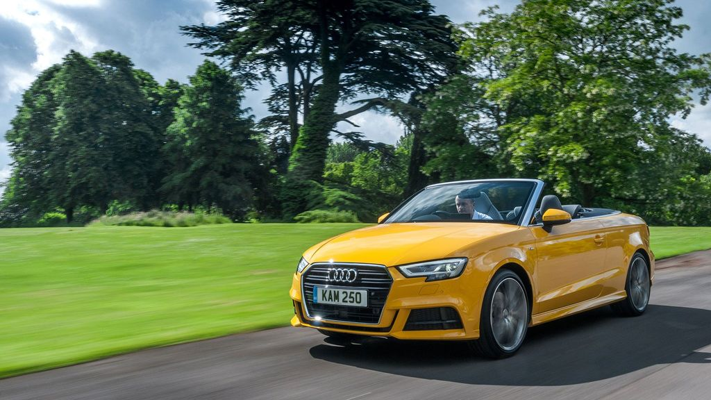 New Used Audi A3 Convertible Cars For Sale Auto Trader