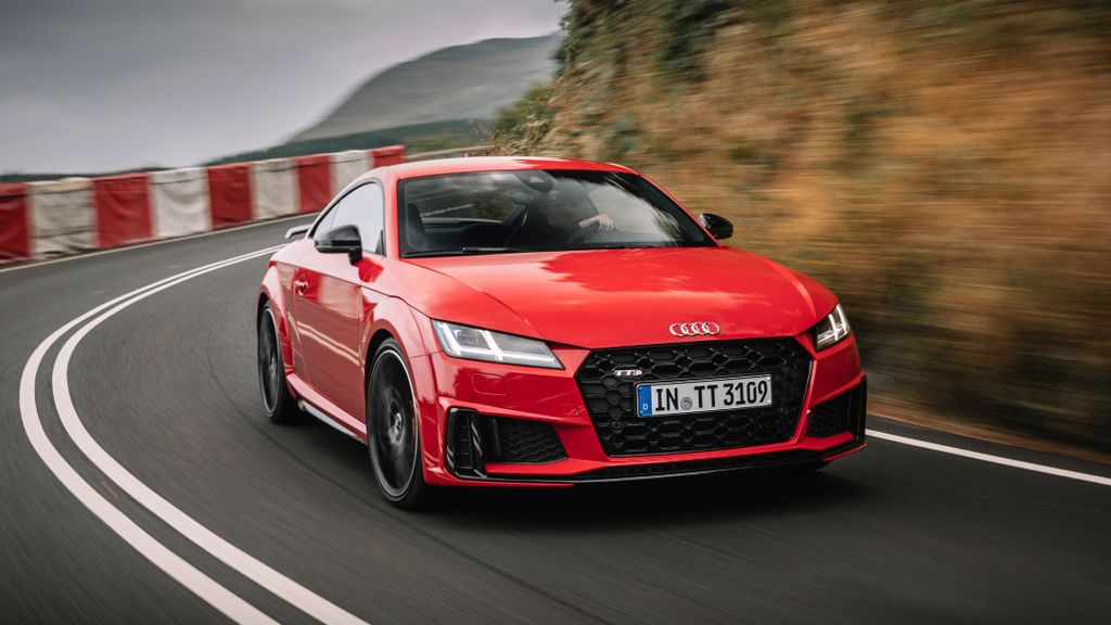 New Used Audi Tts Cars For Sale Auto Trader