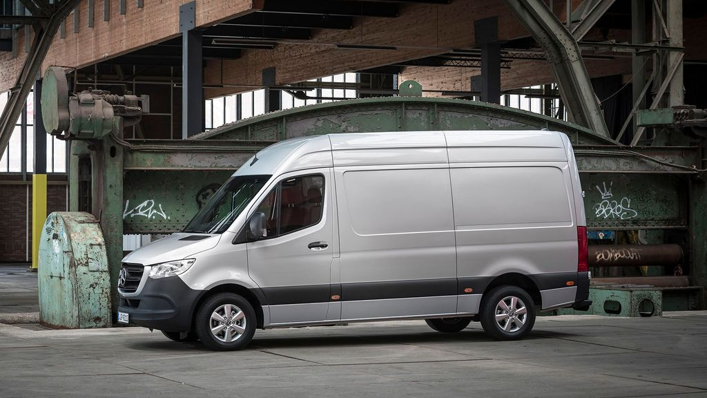 Used Mercedes Benz Sprinter Vans For Sale Autotrader Vans