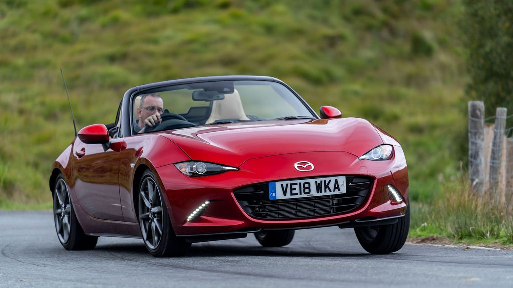 Mazda Mx5 For Sale >> New Used Mazda Mx 5 Cars For Sale Auto Trader