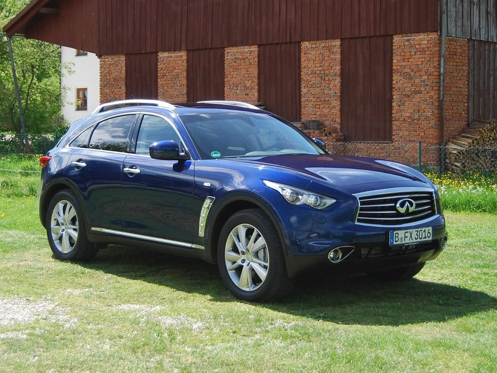 New Amp Used Infiniti Qx70 Cars For Sale Auto Trader