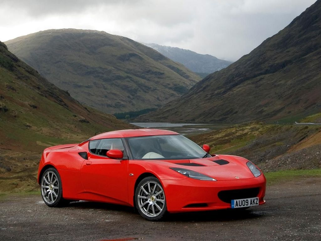 New & Used Lotus Evora Cars For Sale