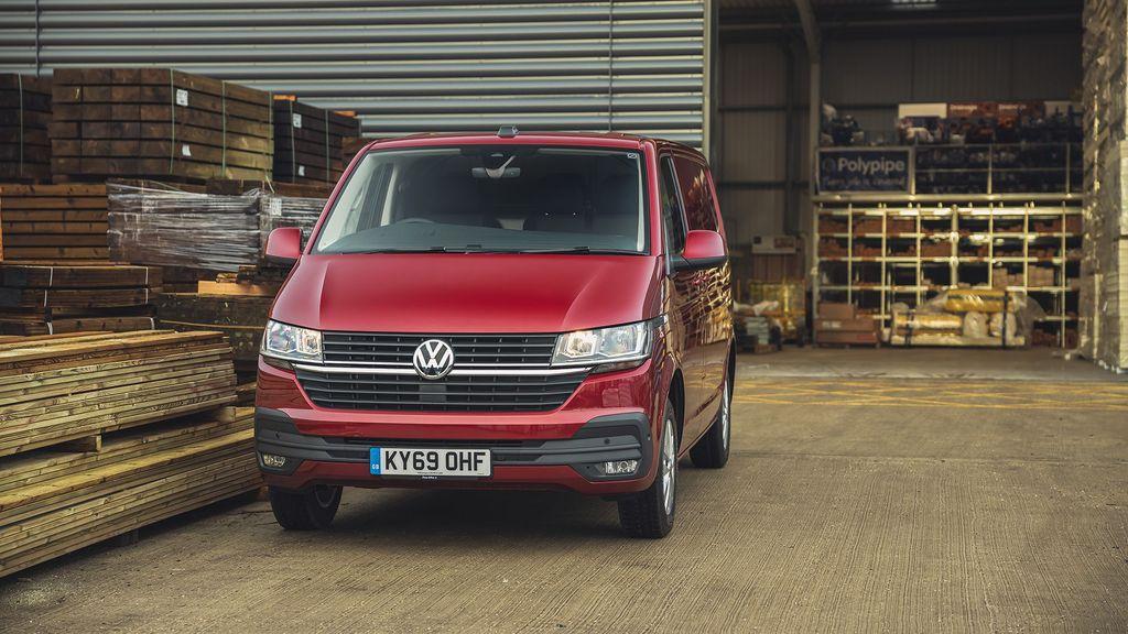Used Volkswagen Transporter Vans For Sale Autotrader Vans
