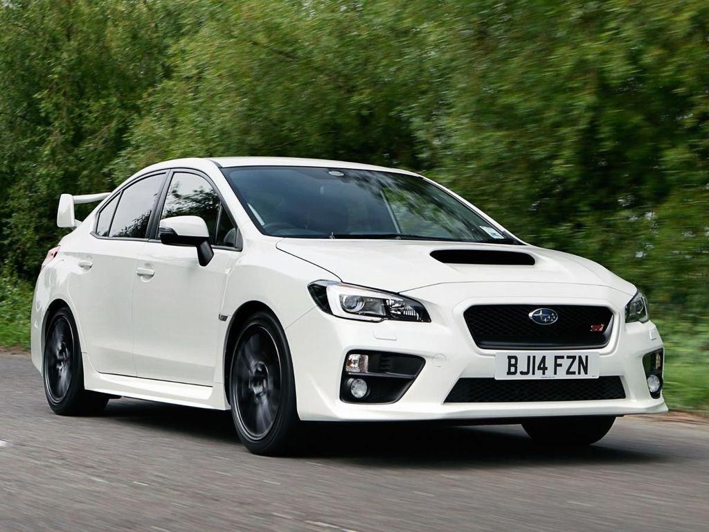 Wrx Sti For Sale >> New Used Subaru Wrx Sti Cars For Sale Auto Trader