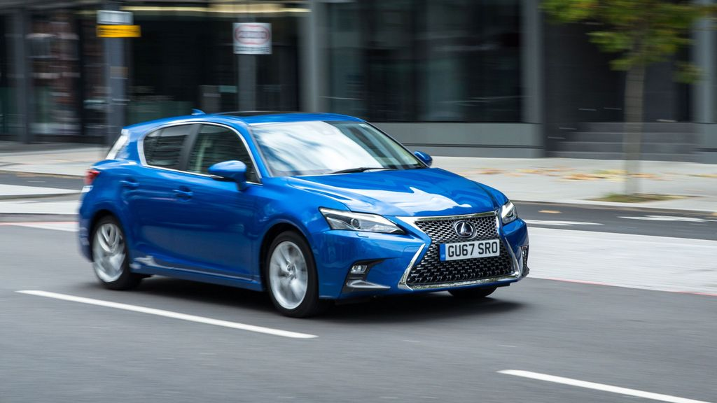 Lexus Ct200h For Sale >> New Used Lexus Ct 200h Cars For Sale Auto Trader