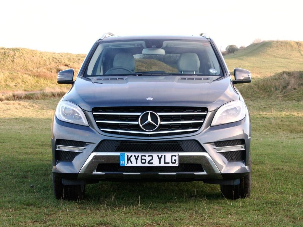 Mercedes-Benz M Class AMG used cars for sale on Auto Trader UK