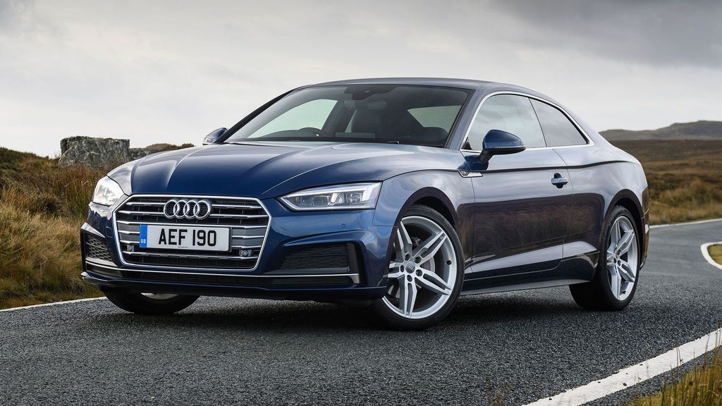 New Used Audi A5 Cars For Sale Autotrader