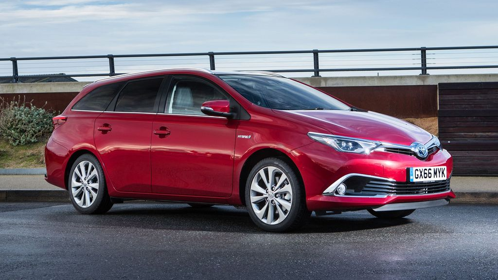 Toyota Auris Icon Used Cars For Sale On Auto Trader Uk