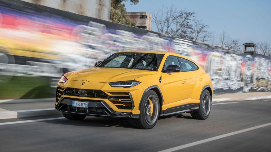 New Used Lamborghini Urus Cars For Sale Auto Trader