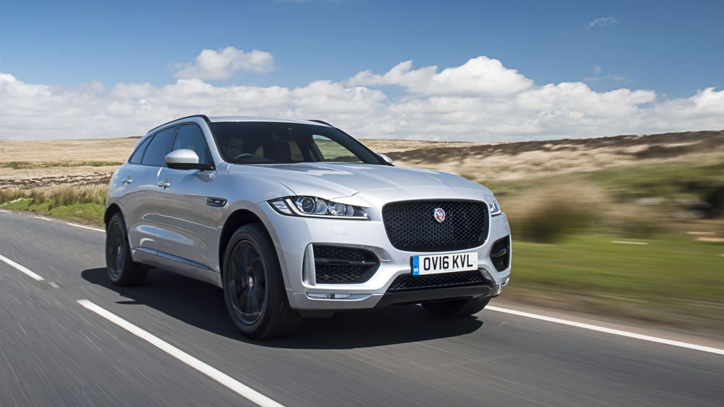 Jaguar Suv F Pace >> New Used Jaguar F Pace Cars For Sale Auto Trader