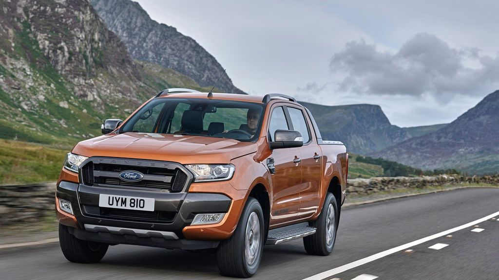 Used Ford Ranger Vans For Sale Auto Trader Vans