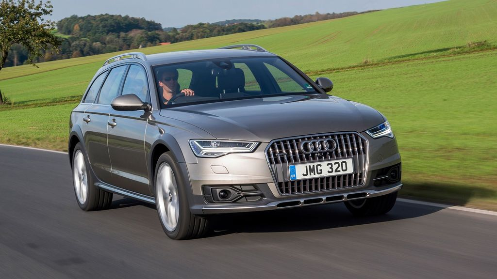 New Used Audi A6 Allroad Cars For Sale Auto Trader