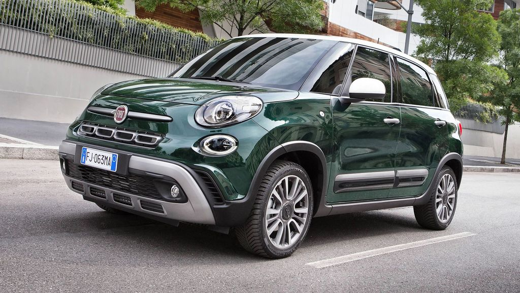 new & used fiat 500l cars for sale | auto trader