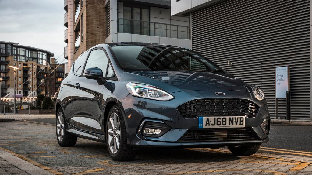 new used ford fiesta cars for sale auto trader uk. Black Bedroom Furniture Sets. Home Design Ideas